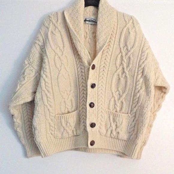 Aran Crafts Sweaters Sale Ireland Cardigan Poshmark